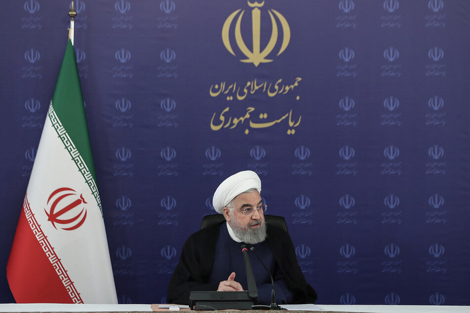Hassan Ruhani, Präsident vom Iran.