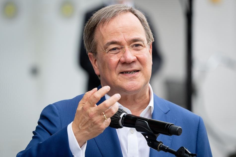 Armin Laschet (60), CDU-Kanzlerkandidat, CDU-Bundesvorsitzender und Ministerpräsident von Nordrhein-Westfalen, lag zuletzt mit der Union weit vor den Grünen.