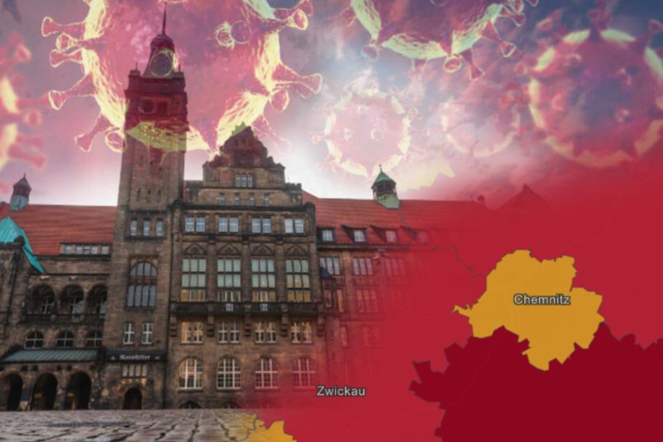 Wie kann das sein? Chemnitz laut RKI kein Risikogebiet!