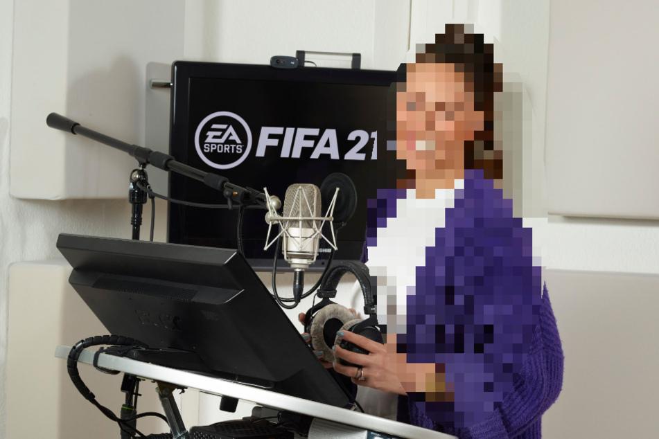 """Sensation bei """"FIFA 21"""": Diese Frau wird die erste weibliche Kommentatorin!"""
