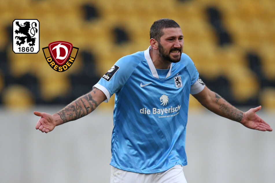 "TSV-1860-Stürmer Mölders rechnet mit Dynamo Dresden ab: ""Bei aller Liebe..."""