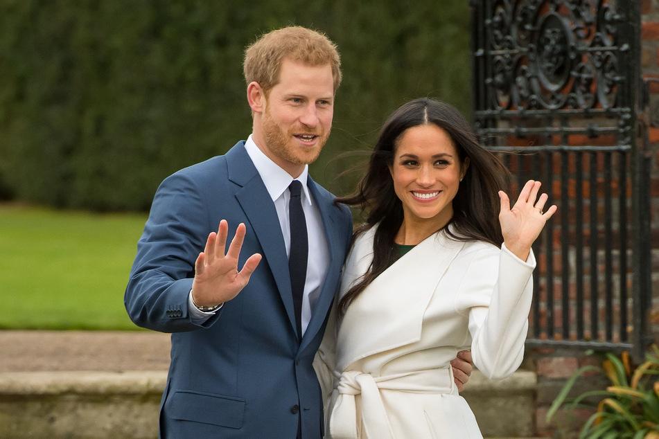 Der britische Prinz Harry (35) und die ehemalige US-Schauspielerin Meghan Markle (39) steigen ins Filmbusiness ein.