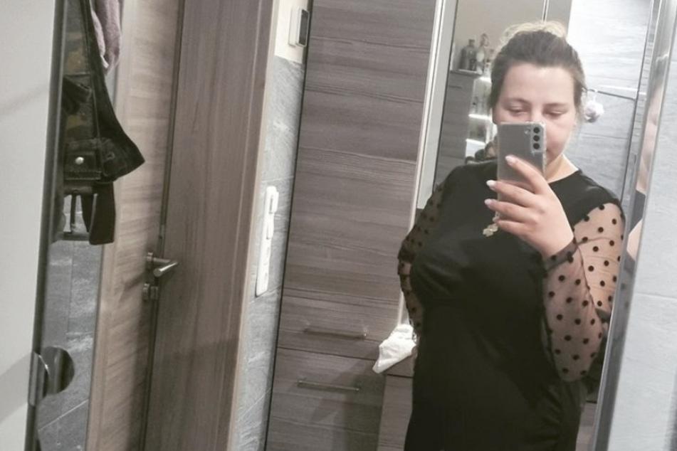 """""""Stimme war mega am Zittern"""": So erfuhr Sarafina Wollny von ihrer Schwangerschaft"""