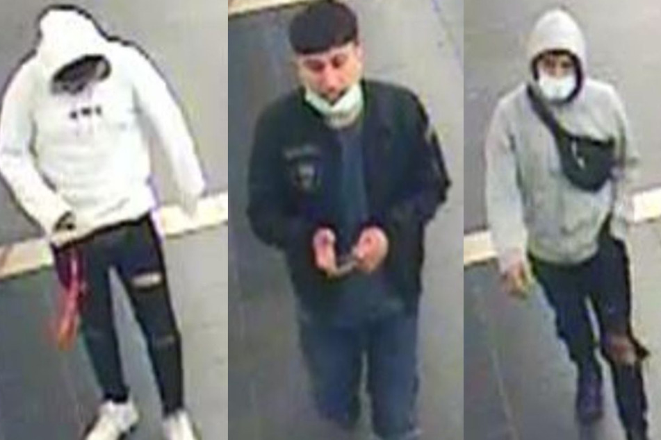 Münchner U-Bahn-Schläger gesucht: Trio verprügelt Mann wegen Maskenpflicht