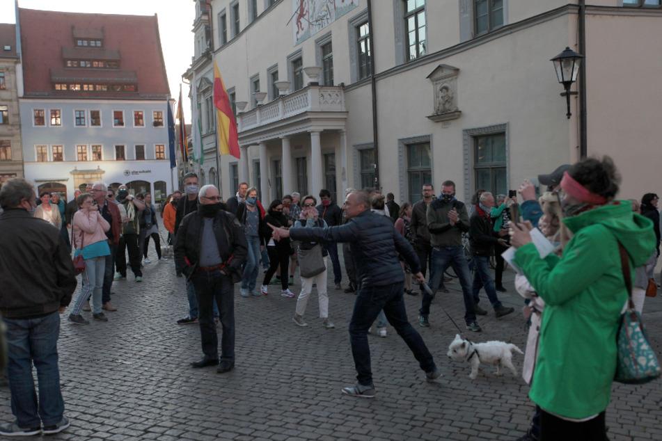 Circa 180 Menschen nahmen an der Veranstaltung teil.