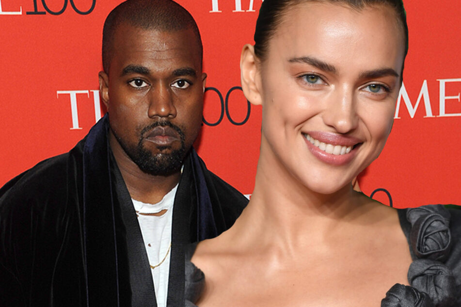 """Irina Shayk is """"thrilled"""" that Kanye West asked her out and has high hopes for their romance!"""