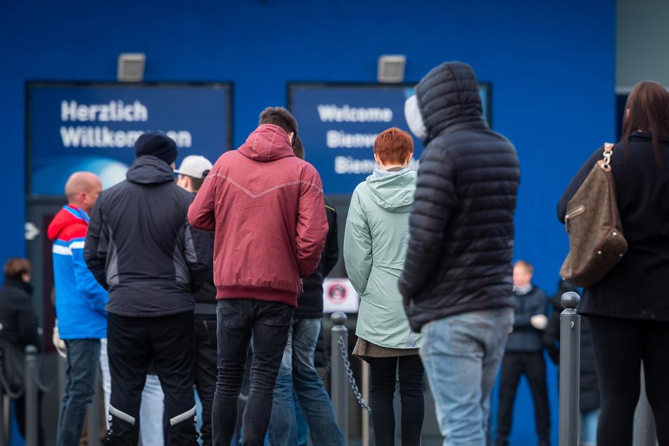 Mitte März war die Corona-Ambulanz in Chemnitz noch gefragt, wenige Wochen später herrschte gähnende Leere.