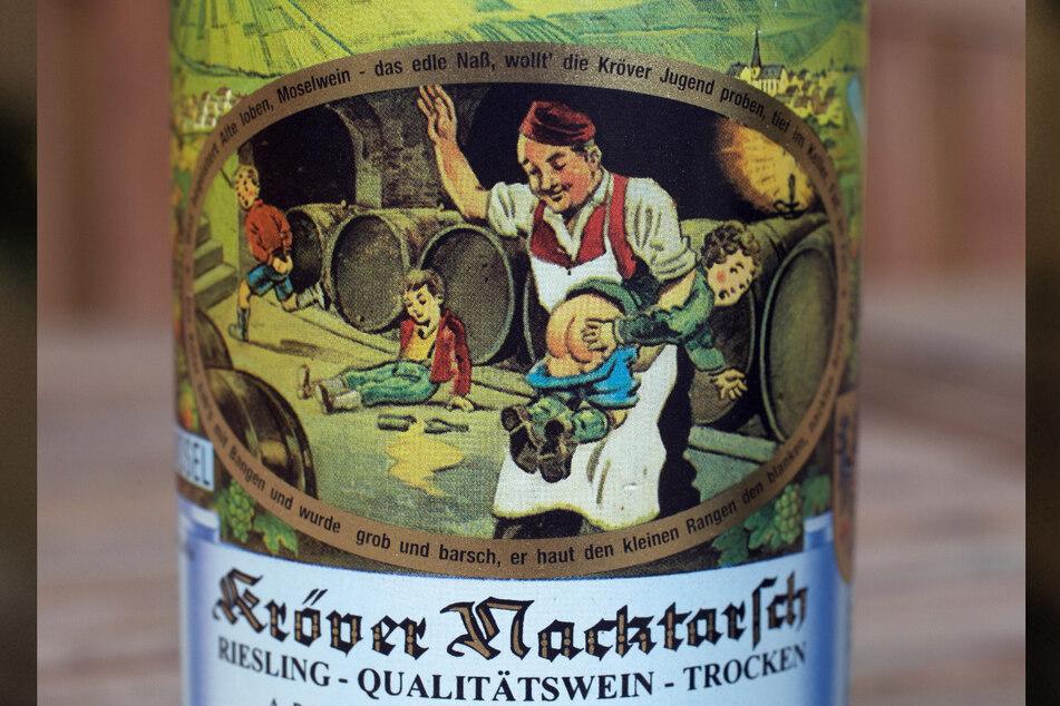 """In Deutschland hat der """"Kröver Nacktarsch"""" von der Mosel eine lange Tradition."""