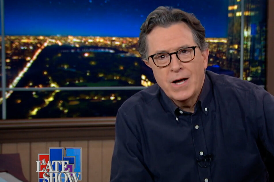 "Stephen Colbert to Trump supporters: ""Have you had enough?"""