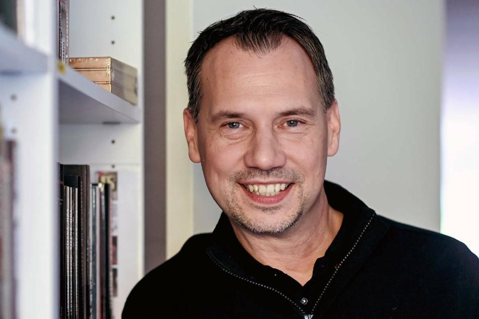Der Berliner Bestsellerautor Sebastian Fitzek feiert am Mittwoch seinen 50. Geburtstag.