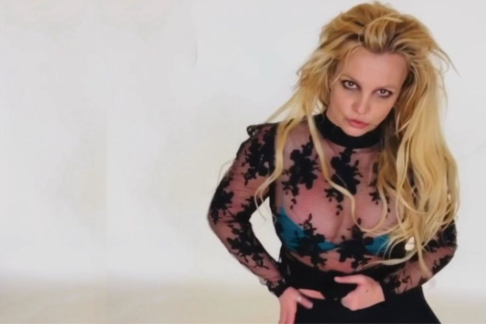 Britney Spears releases startling new video discussing whether she'll ever perform live again