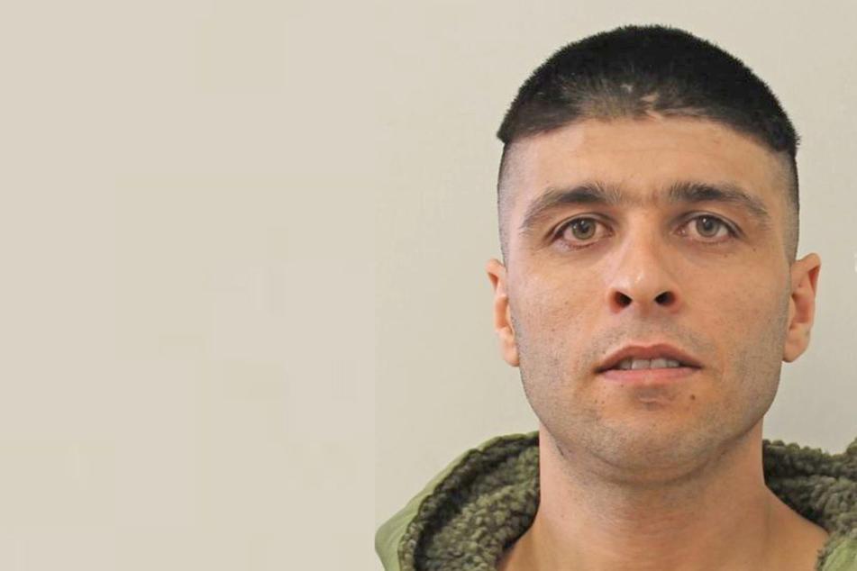 23-Jähriger erstochen: Polizei fahndet nach diesem Messer-Mann