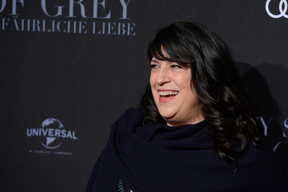 """E.L. James (58) begeisterte mit """"Fifty Shades Of Grey"""" ein Millionenpublikum."""