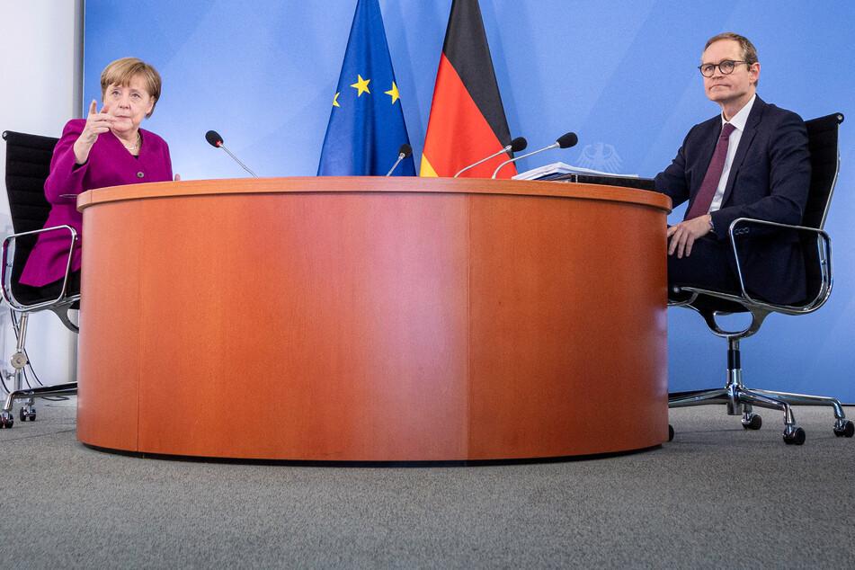Coronavirus: Extrem harte Verhandlungen: Bund und Länder unterbrechen Konferenz!