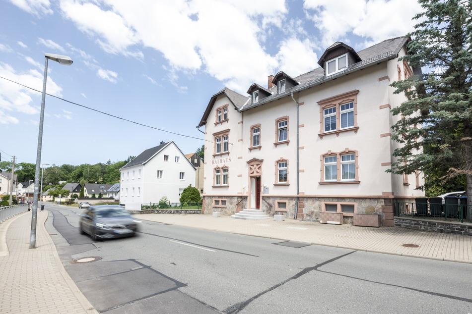 Die Bürgerservicestelle in Klaffenbach ist seit Monaten geschlossen.