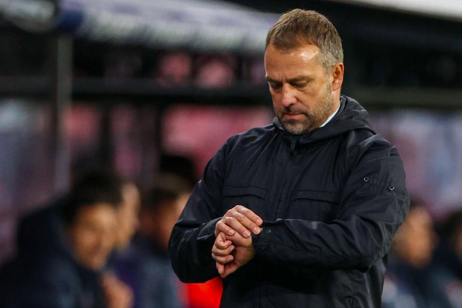 Die Zeit von Hansi Flick (56) beim FC Bayern läuft ab, er will nach der Saison vorzeitig weg.