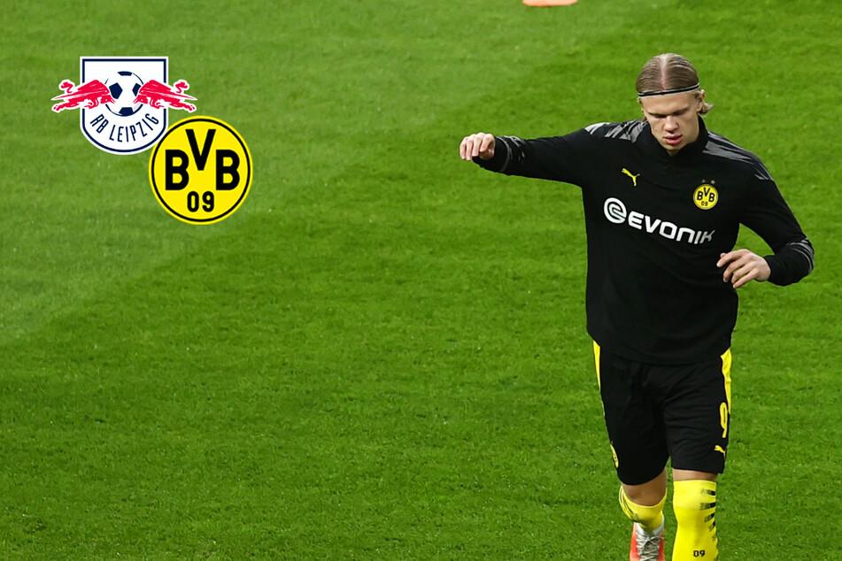 +++ RB Leipzig gegen BVB im DFB-Pokalfinal-Liveticker: Sancho bringt den Dortmund in Führung! +++
