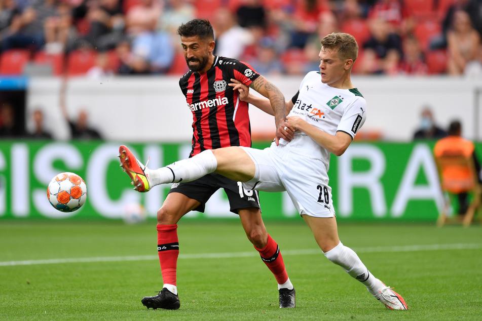 Wie lange läuft Matthias Ginter (27, r.) noch für Borussia Mönchengladbach auf?
