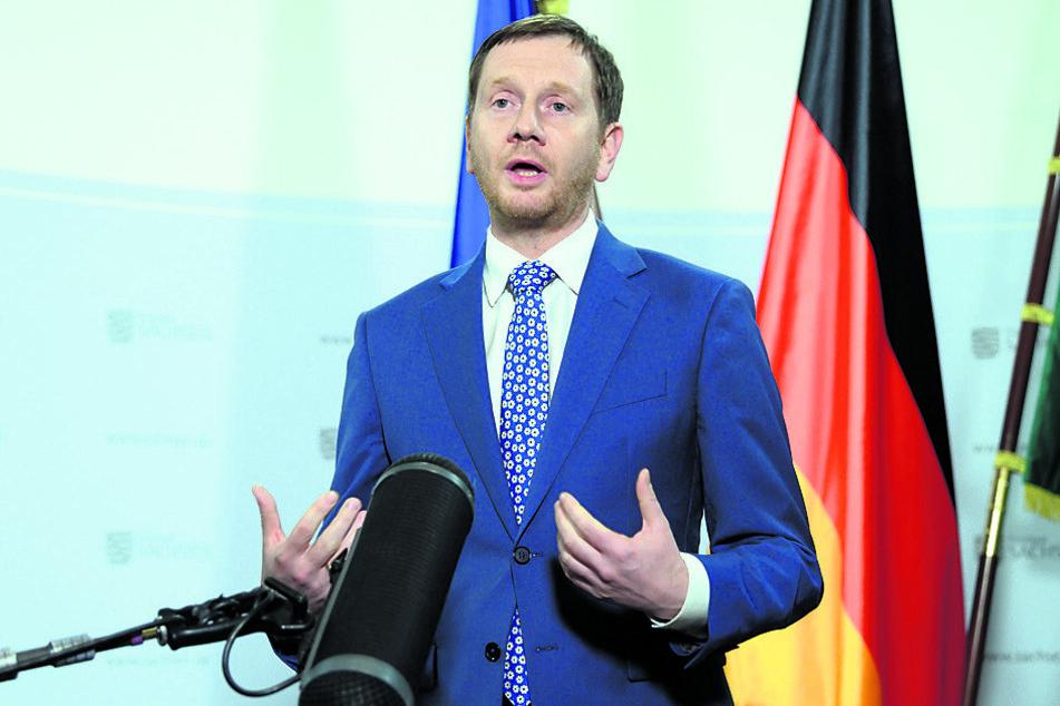 Ausgangsverbote für Corona-Hotspots in Sachsen?