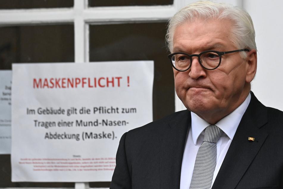 Bundespräsident Frank-Walter Steinmeier schwört Deutschlands Bürger ein, wie im Frühjahr gemeinsam Corona zu bekämpfen.