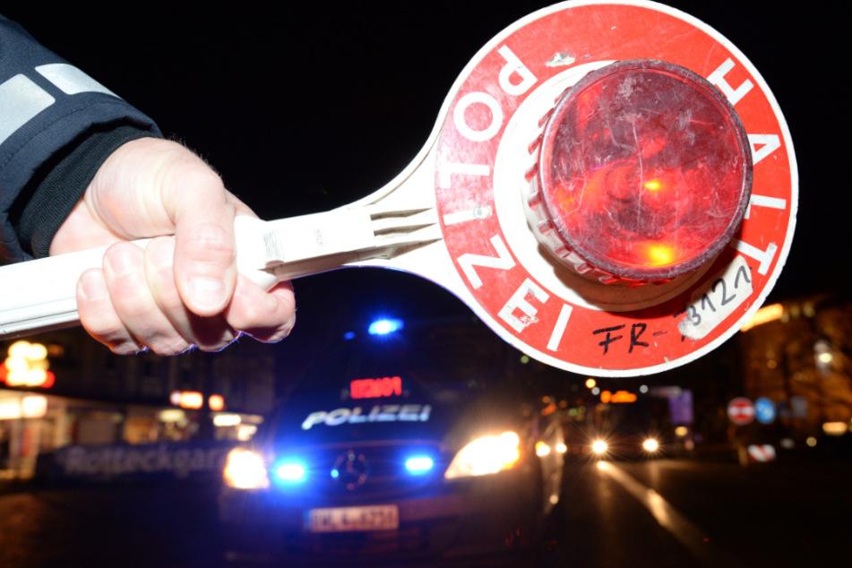 Bayerische Polizei stoppt Möchtegern-Polizisten