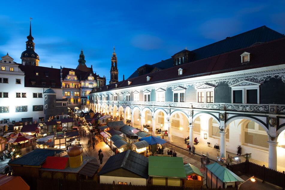 Der Besuch des Weihnachtsmarktes im Stallhof endete nun vor Gericht.