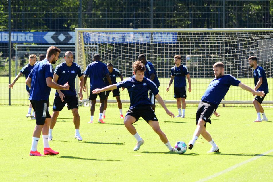 Anfang August hat der HSV mit dem Training für die neue Saison begonnen.