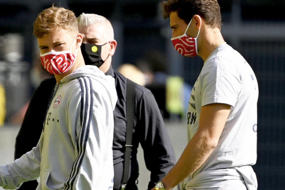 """We kick Corona"": Leon Goretzka und Joshua Kimmich knacken nächste Marke!"