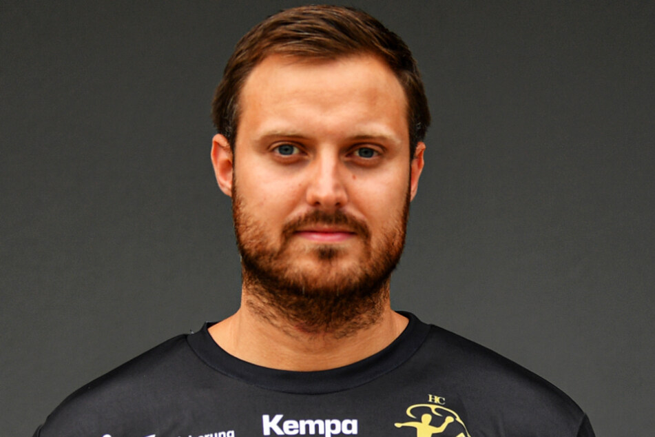 HCE-Kreisläufer Jonas Thümmler wird das Derby gegen den EHV Aue wohl verpassen.