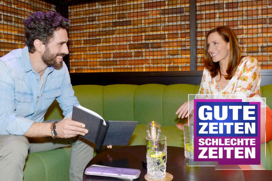 GZSZ: GZSZ: Tobias enthüllt tragisches Geheimnis, doch Katrin hat nur eine Frage!