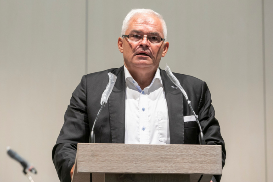 Peter Krüger (59, CDU) will neuer Fraktions-Chef werden.