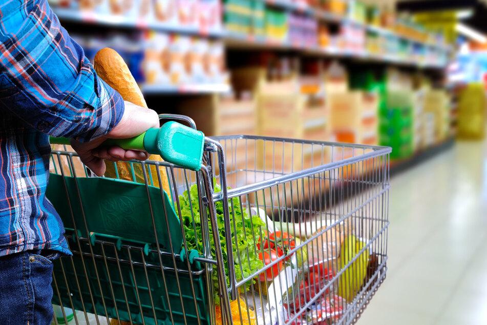 In einem Supermarkt in den USA eskalierte die Situation wegen der aktuellen Corona-Vorschriften. (Symbolbild)