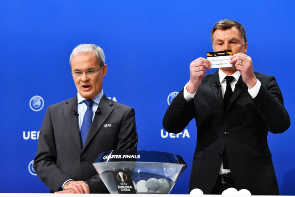 """Helmer zitiert Beckenbauer und nennt Europa League """"Cup der Verlierer""""!"""