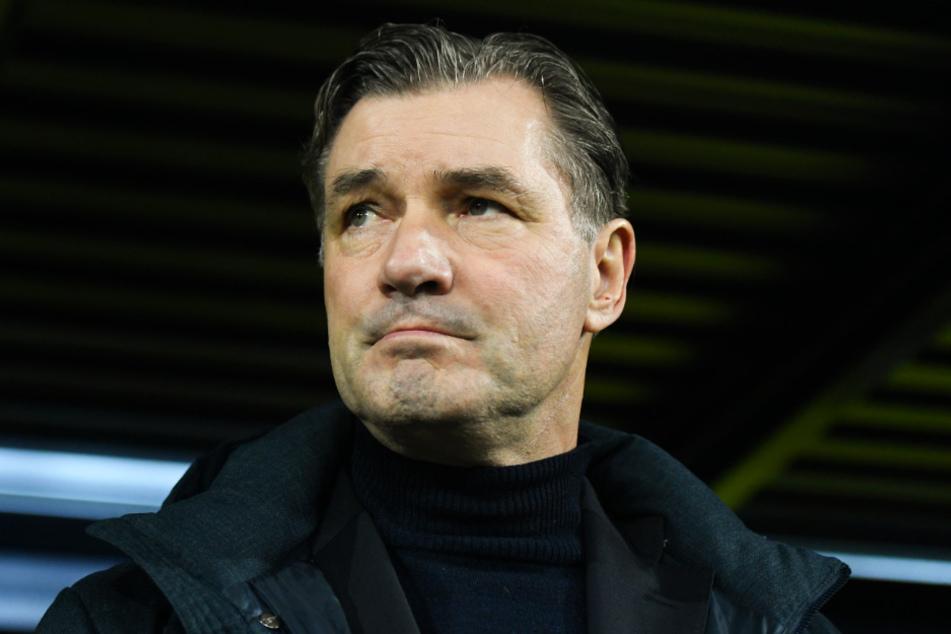 BVB-Sportdirektor Michael Zorc ärgerte sich ein weiteres Mal über eine Schiedsrichter-Entscheidung. (Archivbild)