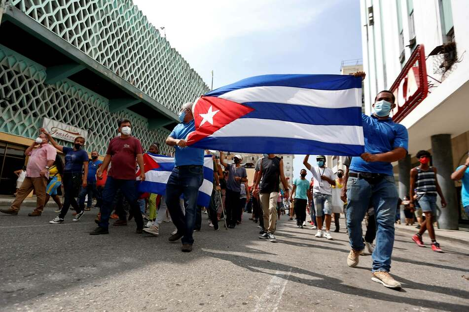 Cuba: As Biden considers new policies in the wake of protests, what do Cubans want?