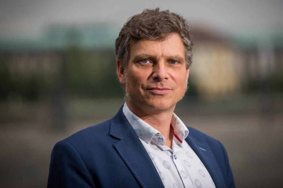 Thomas Löser (48, Grüne).