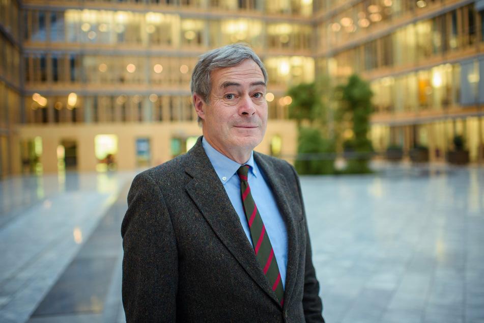 Ingo Kramer, Präsident der Bundesvereinigung der Deutschen Arbeitgeberverbände. (Archivbild)