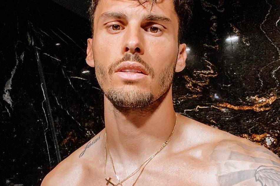 Baptiste Giabiconi hat gute Chancen, Lagerfelds Vermögen zu erben.