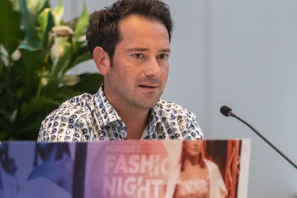 Eric Seifert (36) von Krauß Event freut sich auf die elfte Ausgabe des Mode-Events.