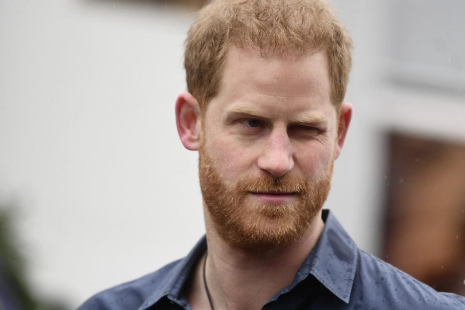 Prinz Harry (35). (Archivbild)