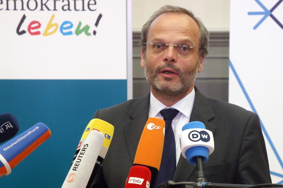 Felix Klein, Antisemitismus-Beauftragten der Bundesregierung. (Archivbild)