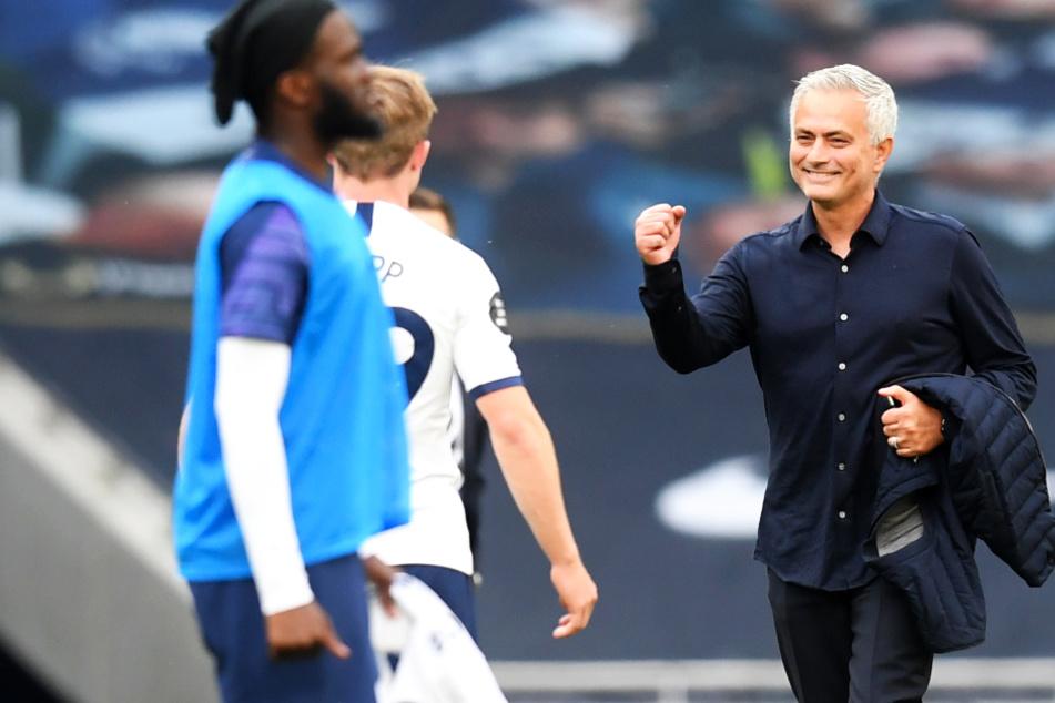 Jose Mourinho sorgt mit bezeichnendem Insta-Post für Lacher!