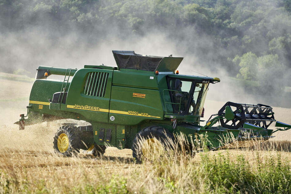 John Deere workers launch major labor strike for first time in 35 years