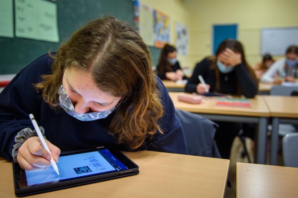 Ab 8. Februar: Abschlussklassen von Berufsschulen dürfen wieder in den Präsenzunterricht.