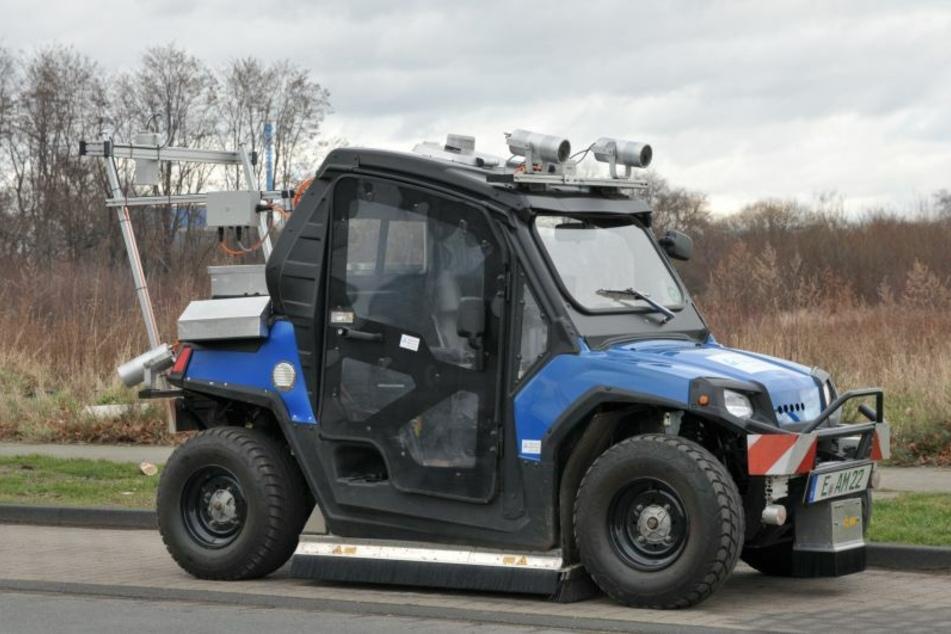 """NRW: """"Laser-Buggy"""" soll landesweit Zustand der Radwege untersuchen"""