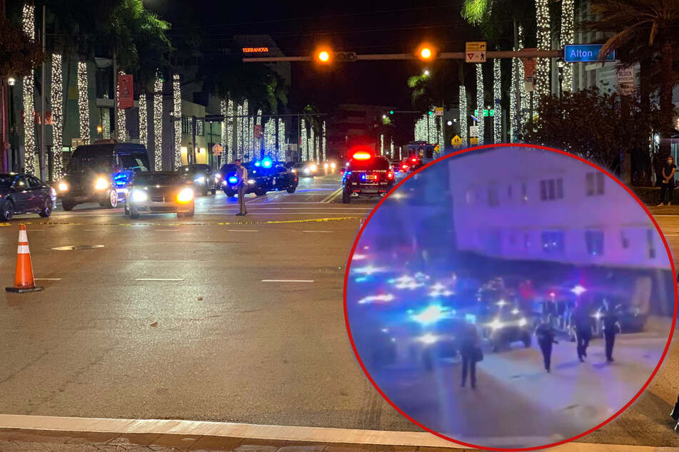 SWAT teams and pepper balls used as police struggle to enforce Miami curfew