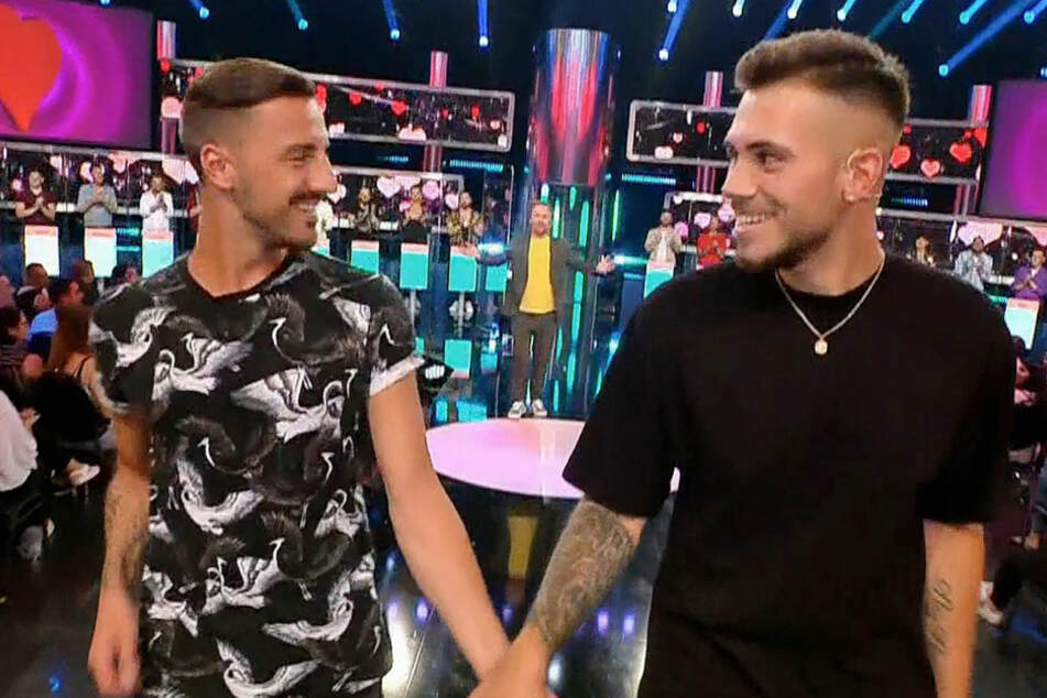 """""""Take Me Out"""": Lucas und Matthias haben ein Date, aber wie ging es weiter?"""
