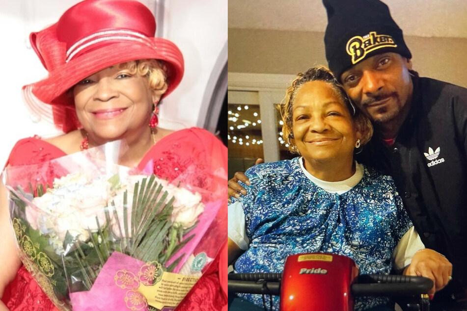 Rapper trauert auf Instagram: Snoop Doggs Mutter gestorben!