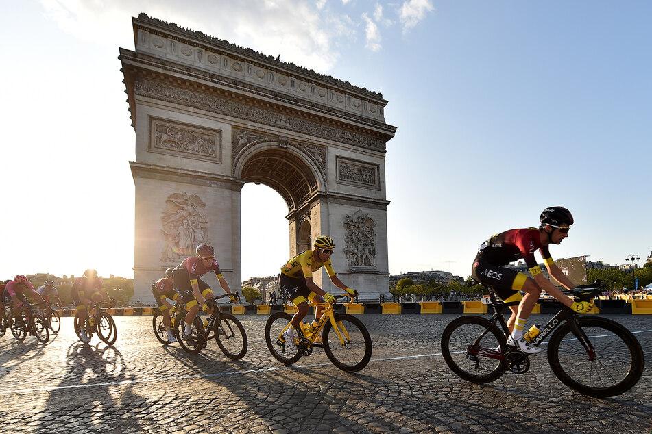 Die Tour de France wurde auf Ende August verschoben.