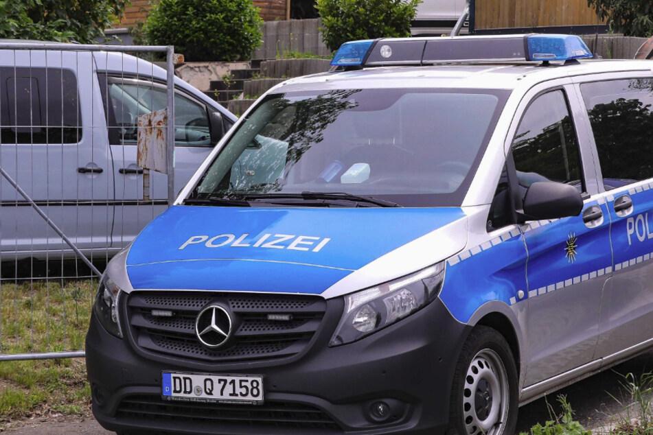 Zahlreiche Polizisten waren im Einsatz.